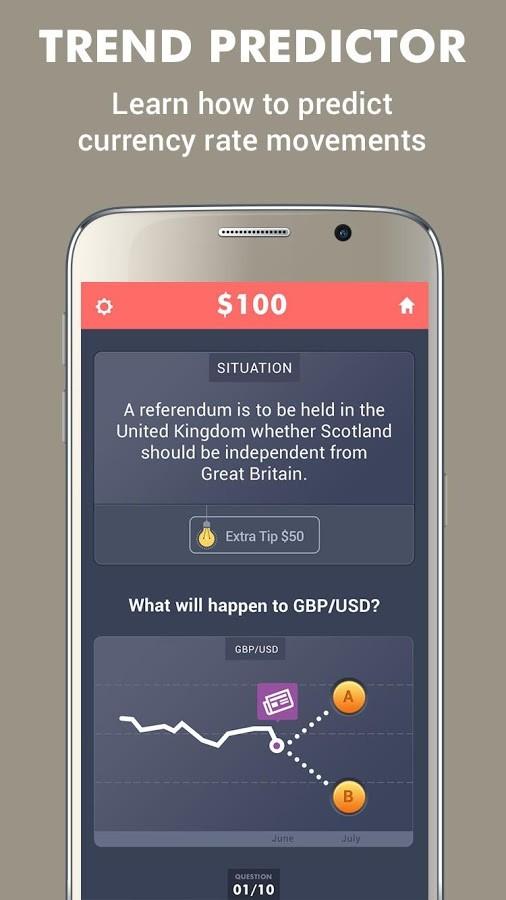 Forex hero app