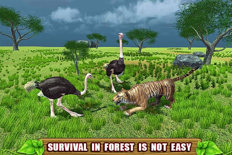 Furious Ostrich Simulator