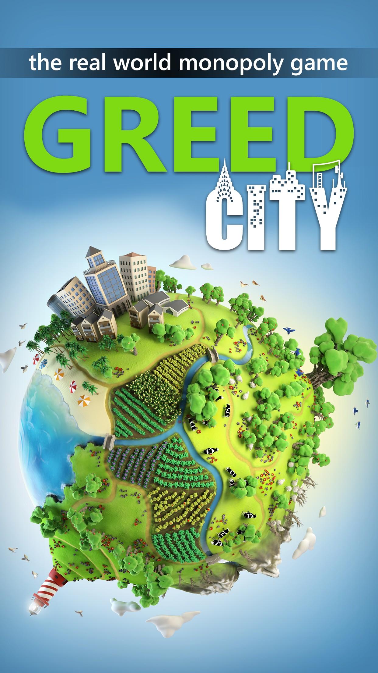 Greed City
