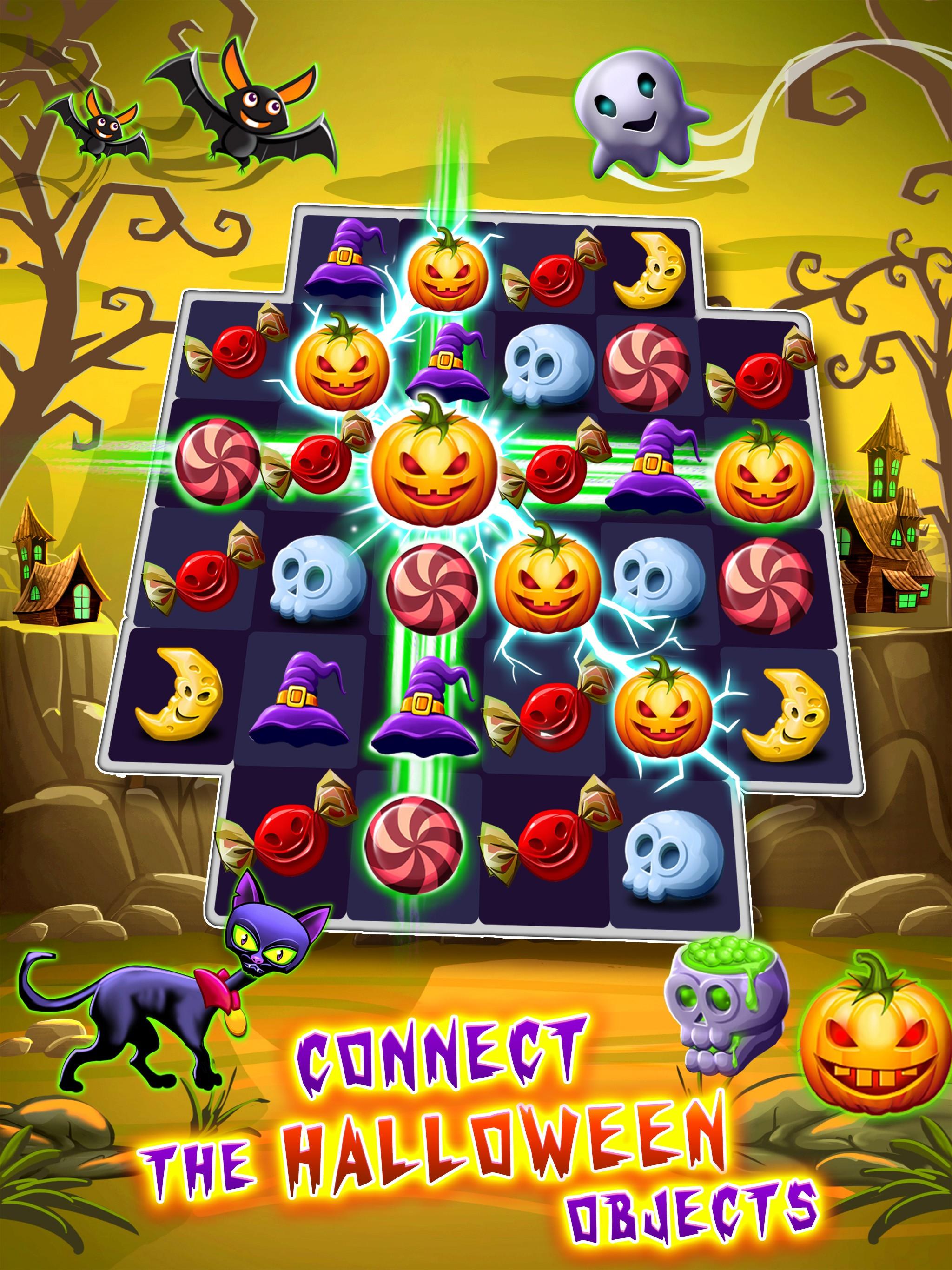 Halloween Witch SAGA
