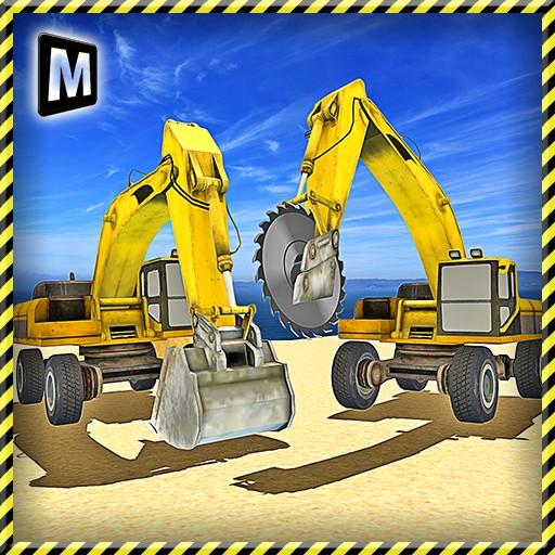 Heavy Excavator Sim 2017
