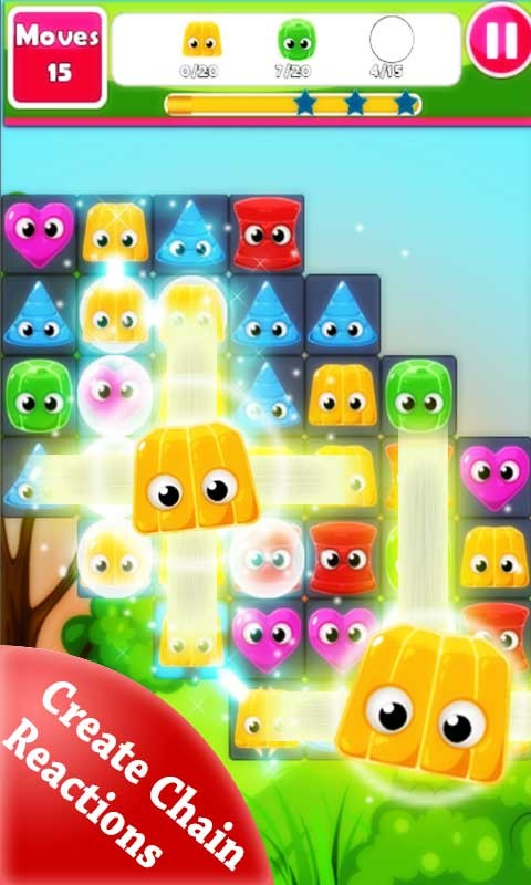 Jelly Blast Mania Splash