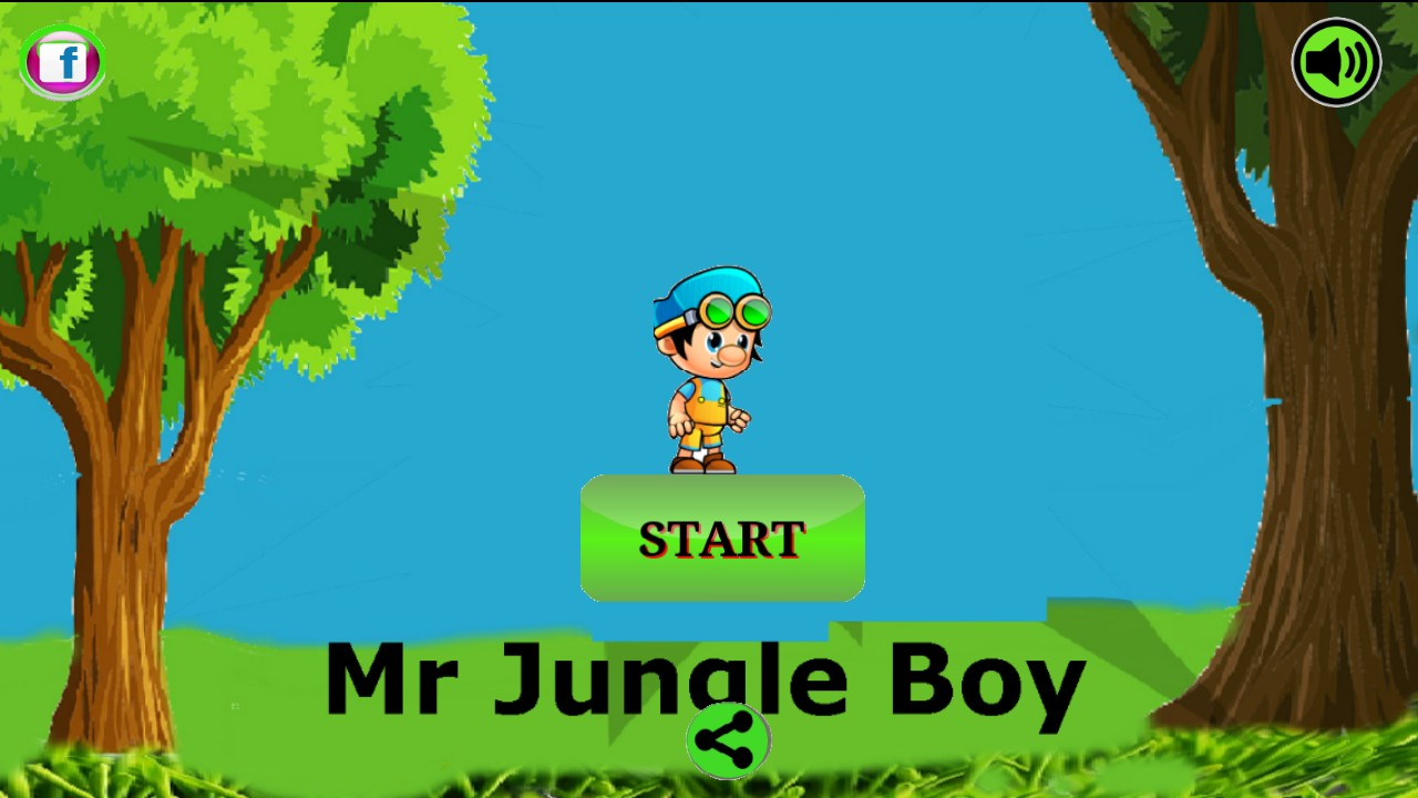Mr Jungle Boy