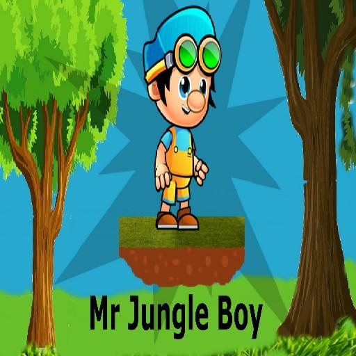 Mr Jungle Boy