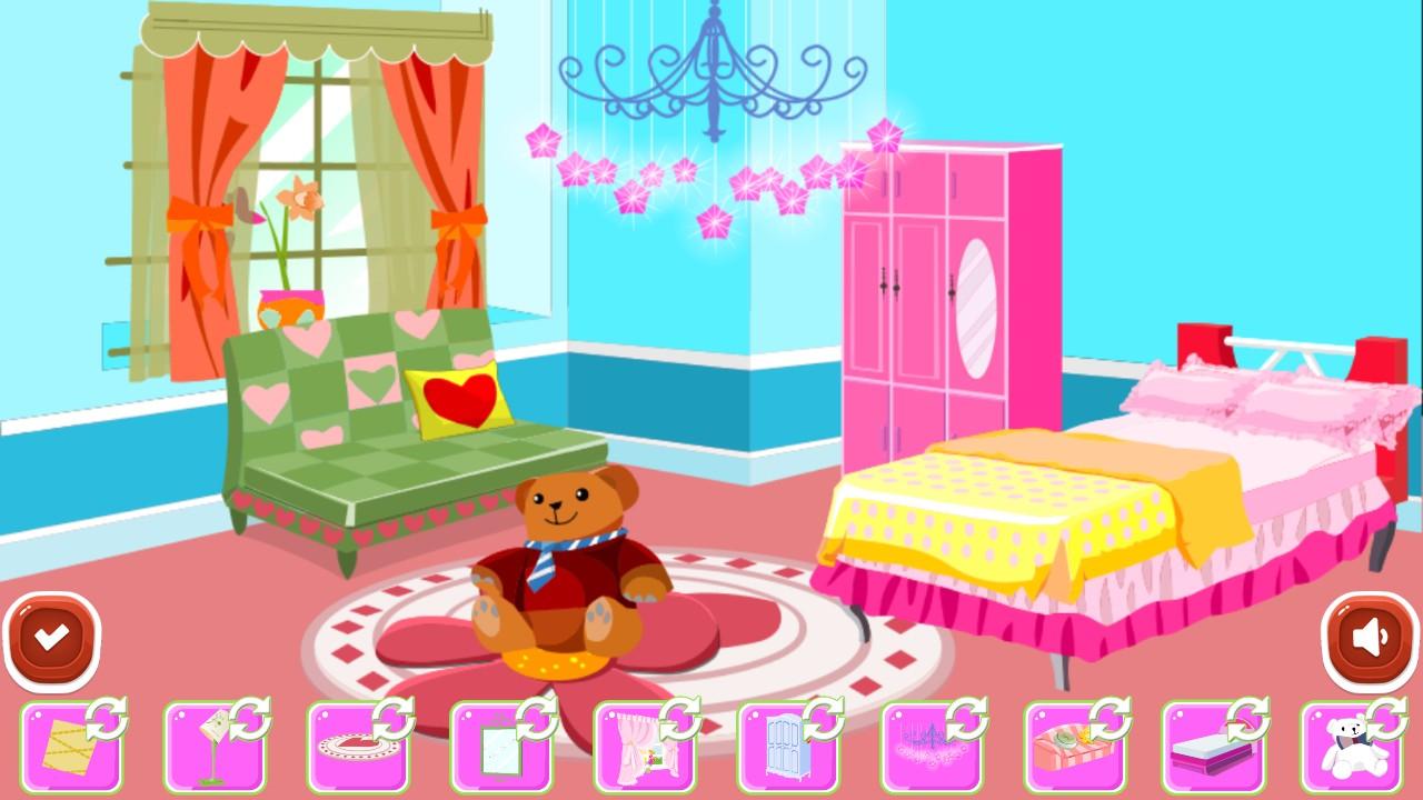 Princess Room Decoration Dolls