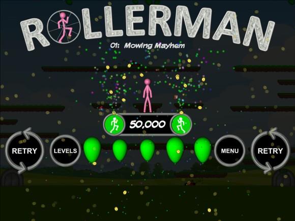 Rollerman
