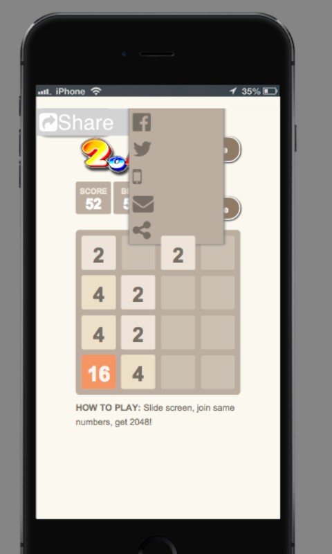 Tile block puzzle game