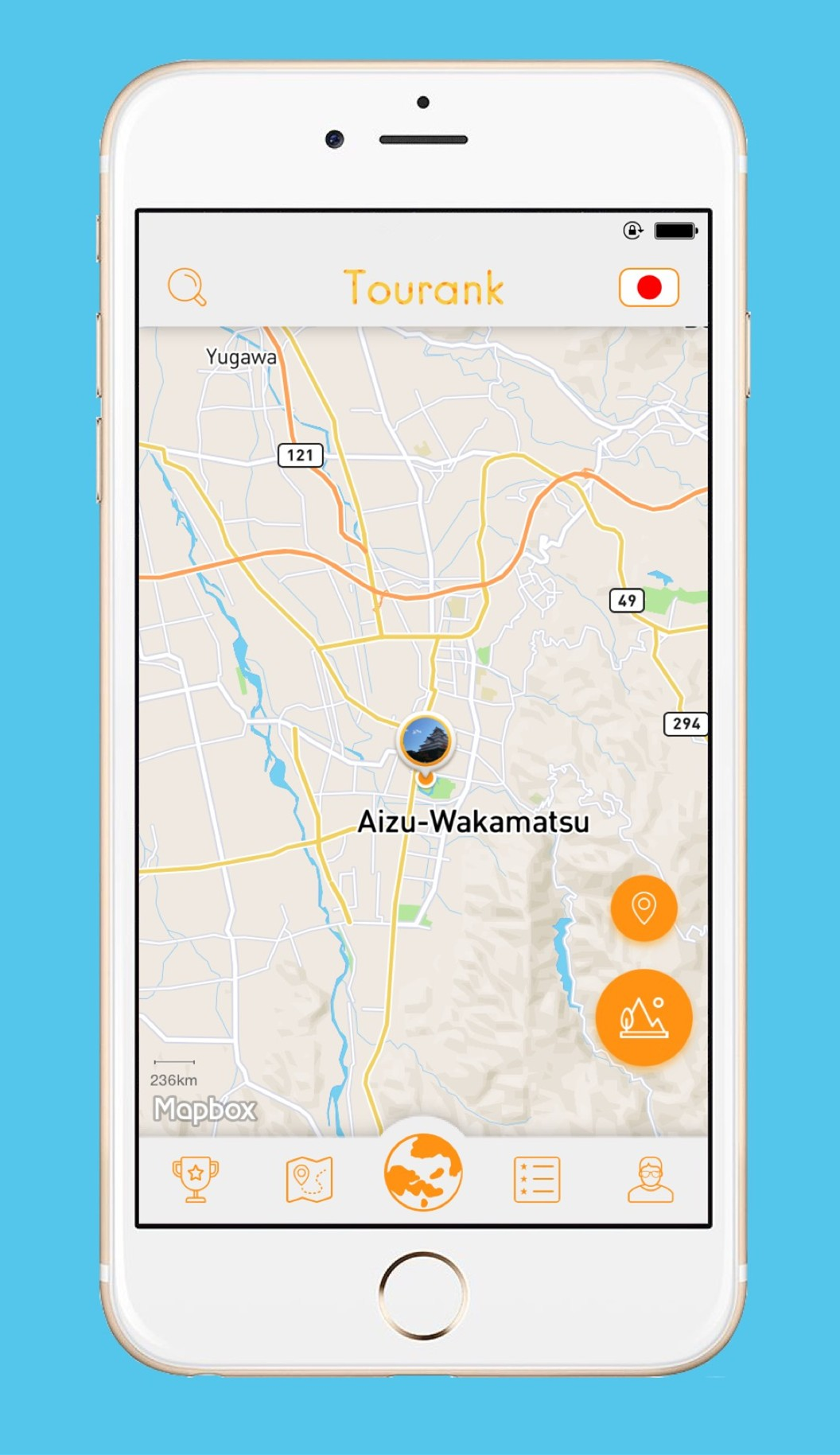 Smart Mobile Travel Guide On Japan - Japan map travel guide