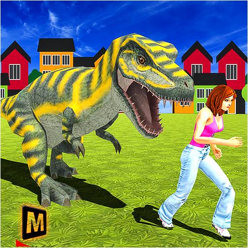 Ultimate Dinosaur Rampage