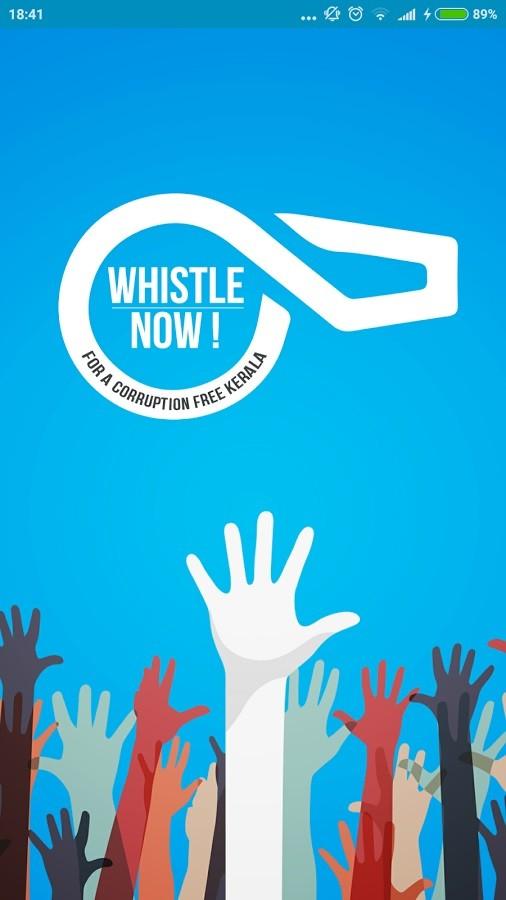 Whistle Now!