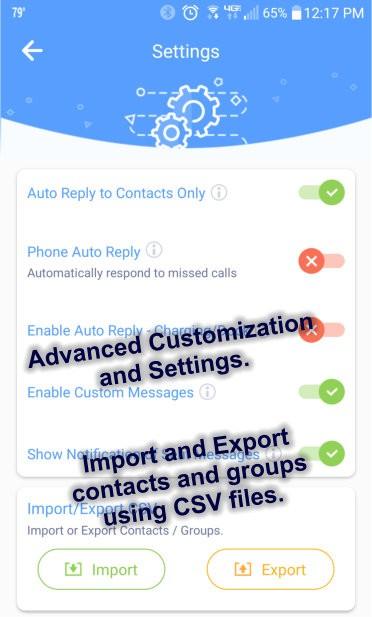 ASMI (Automated SMS/MMS Intelligence™)