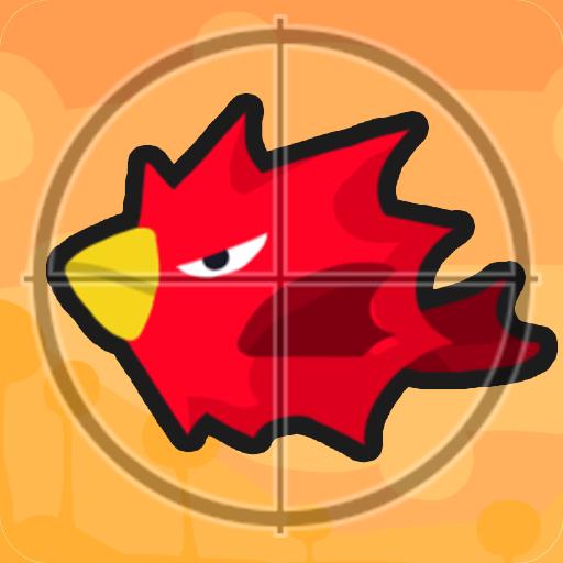 Bird Crush - fun shooting bird