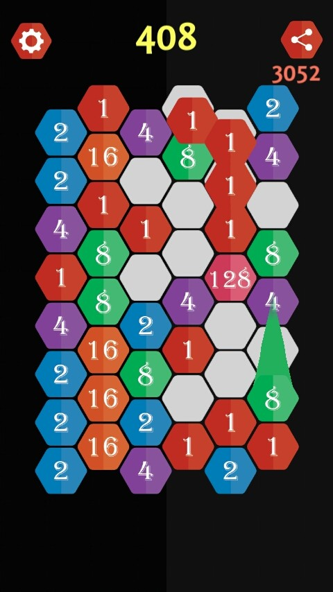 Connect Cells - Hexa Puzzle
