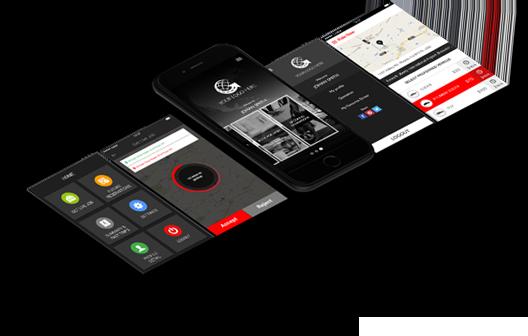 Driver Logon App