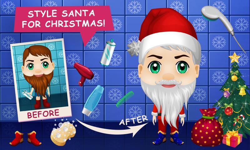 Sweet Little Dwarfs 4 - Christmas, Santa & Make Up
