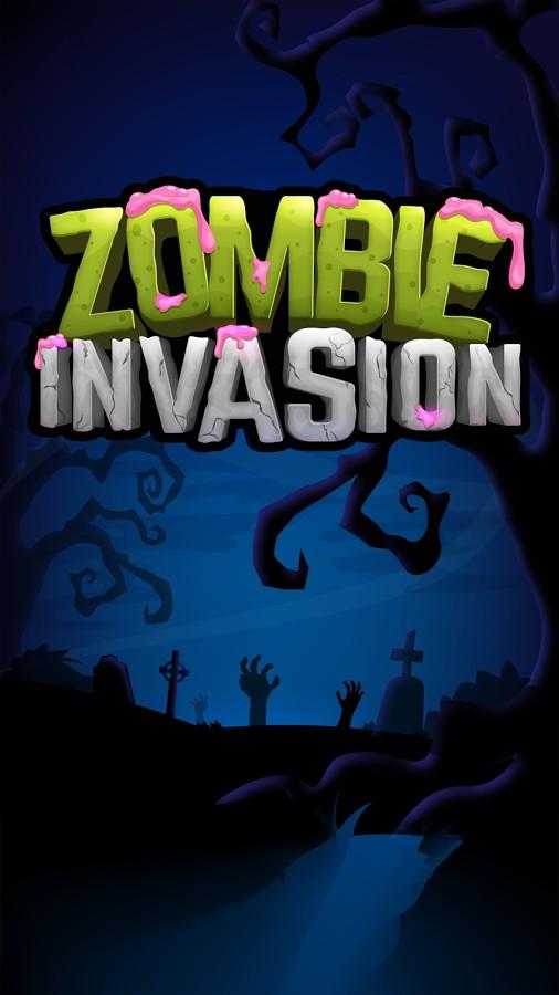 Zombie Invasion - Smash 'em!