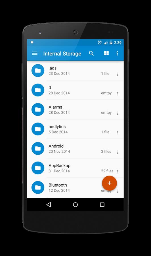 AnExplorer File Manager