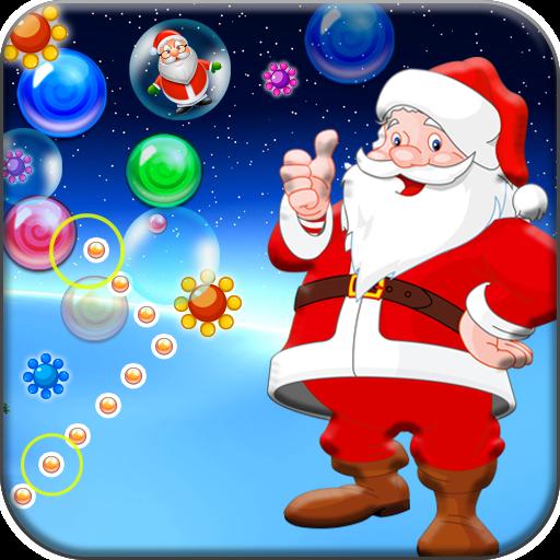 Bubble Santa Shooter