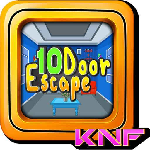 Can You Escape From 10 Door