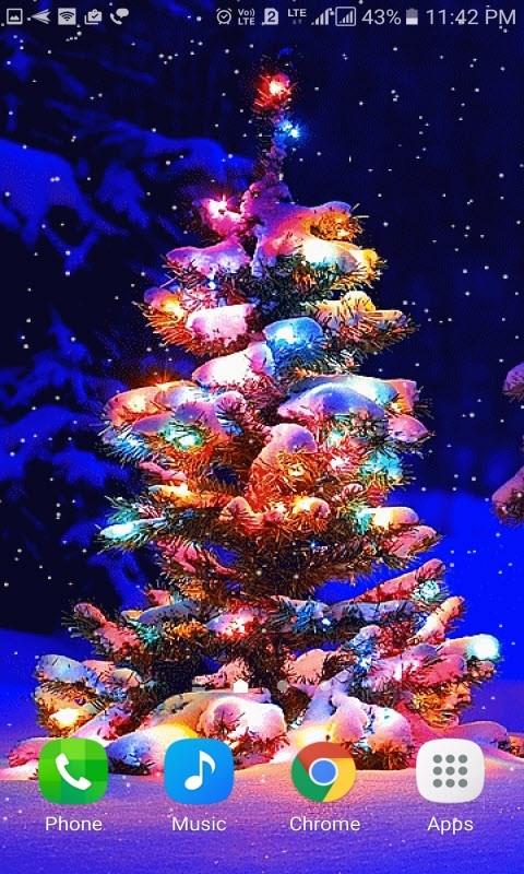 Colorful Christmas LWP