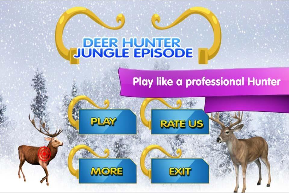 Deer Hunter Jungle Episode