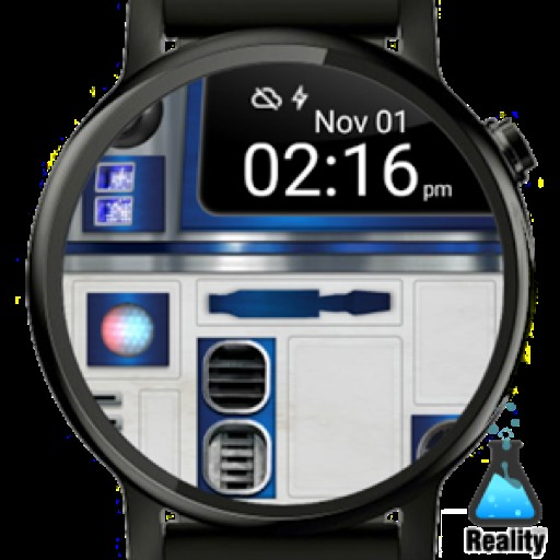 Droid 2 watch face