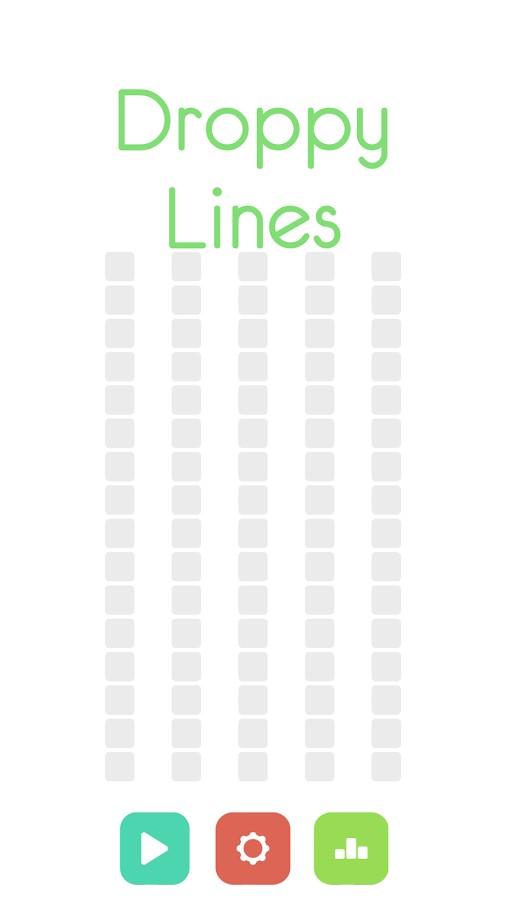 Droppy Lines Challenge