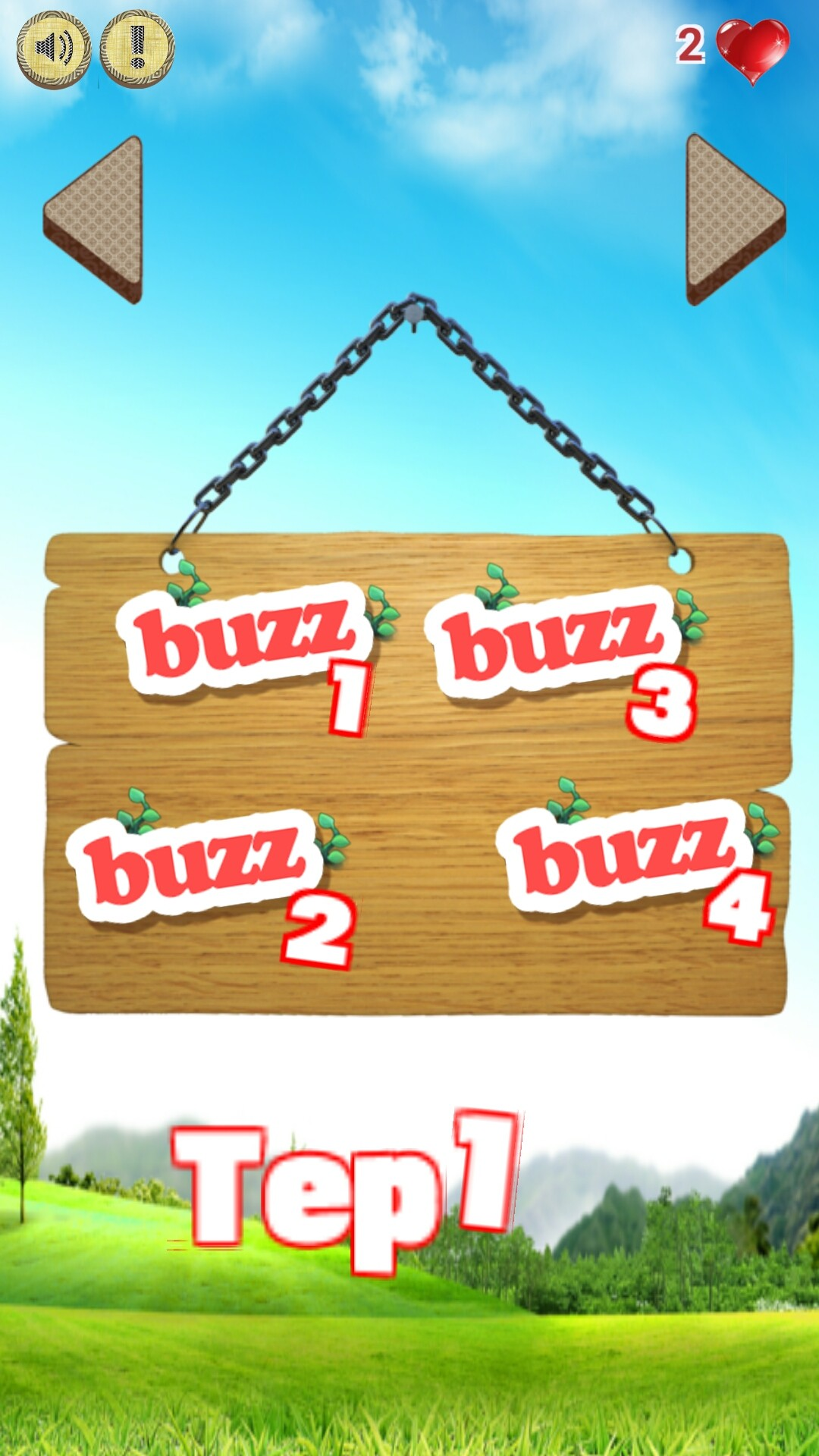 Fruit Buzz