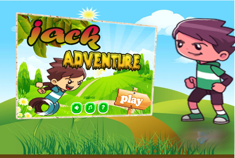 Jack Adventures Jungle