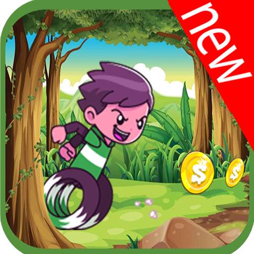 Jack Adventures Jungle