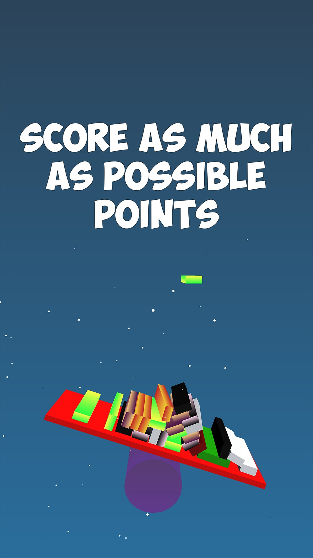 Just Balance : game which will force you to think!
