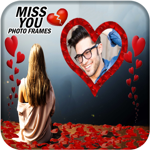 miss you photo frames new