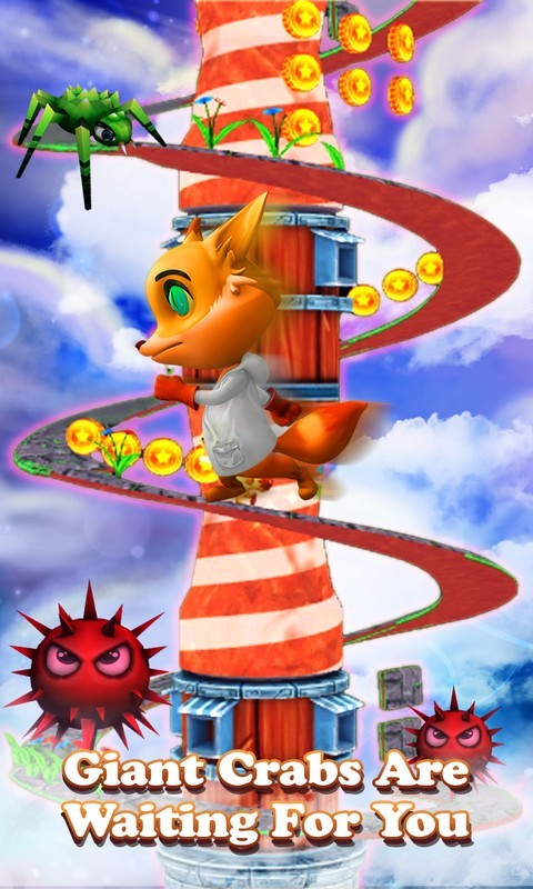 Mr. Fox - Tower Defense Game