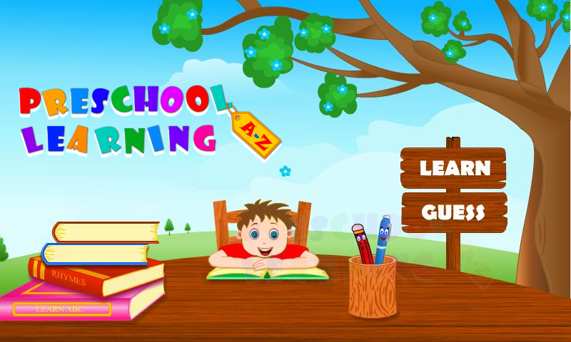 PreSchool A - Z Learning