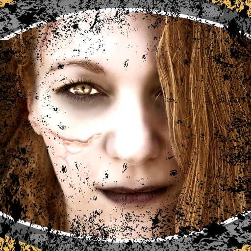 Scary Photo Collage Editor