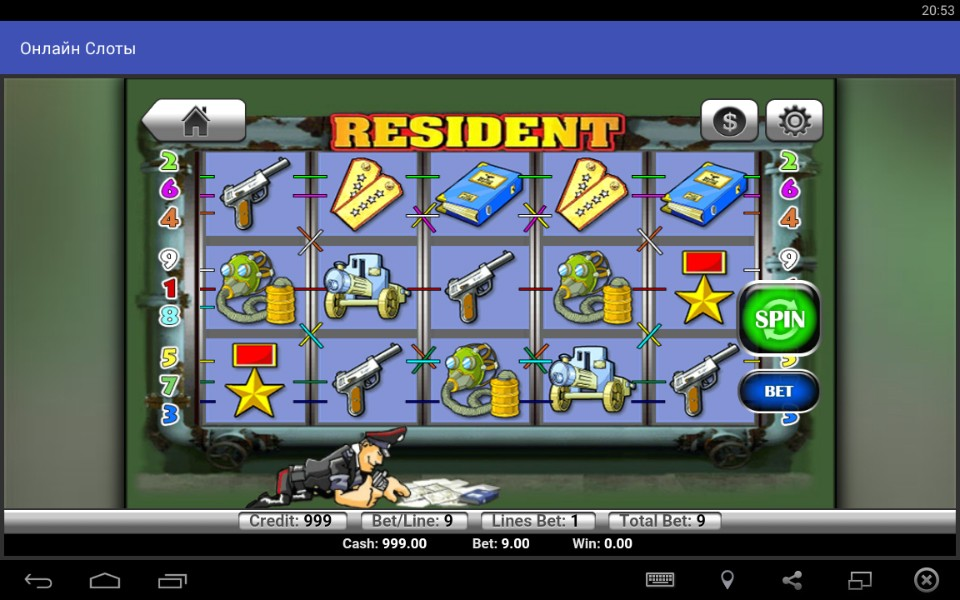 Slots - slot machines