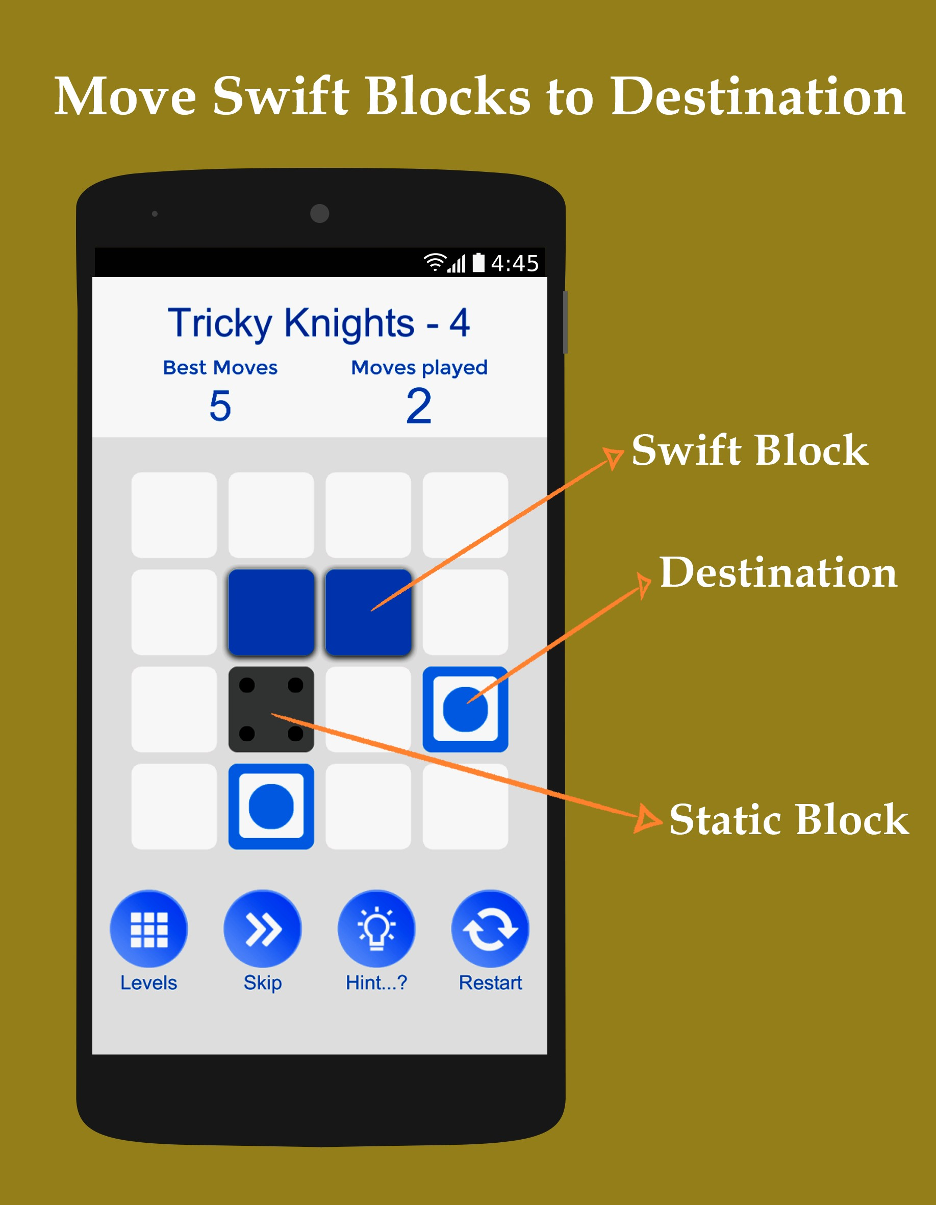 Swift Blocks