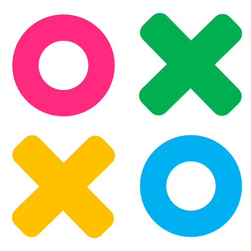 Tic Tac Toe Colors
