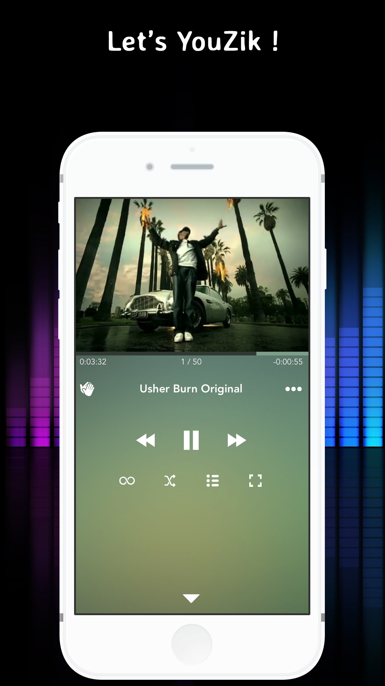 YouZik - Music Player for YouTube