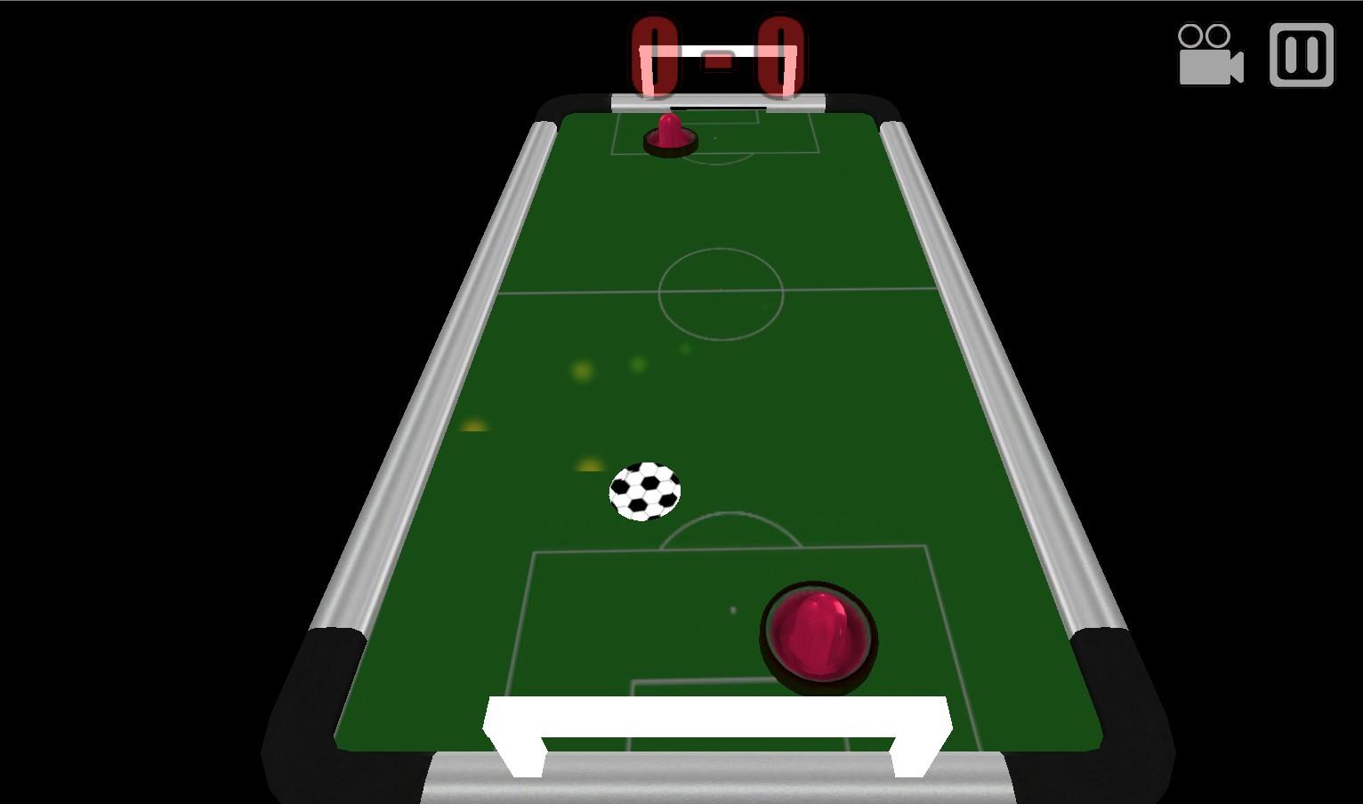 Air Soccer Hockey