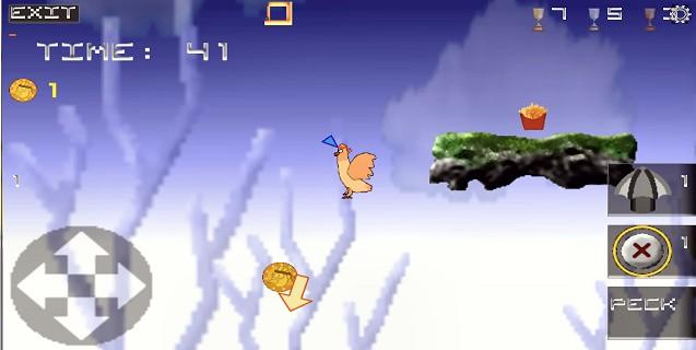 Astro Ninja Pigeons