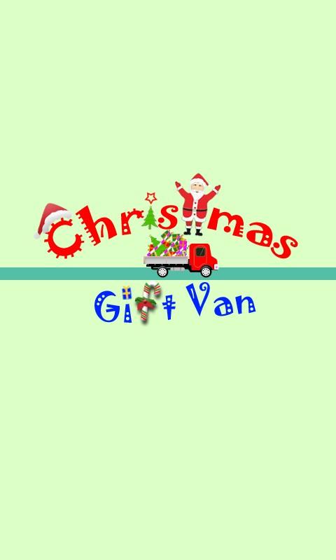 Christmas Gift Van