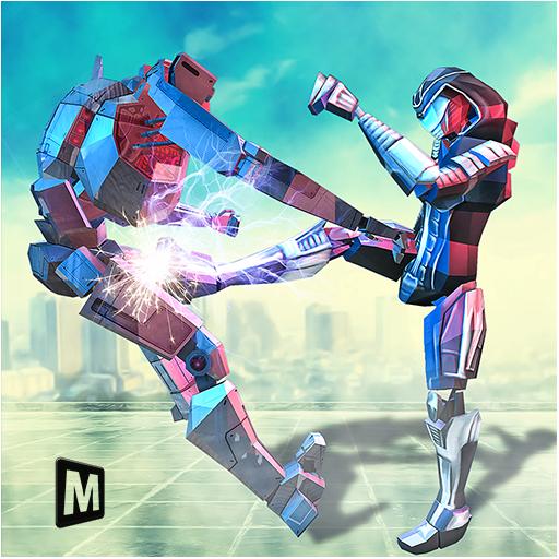 City Robot Battle: Survival