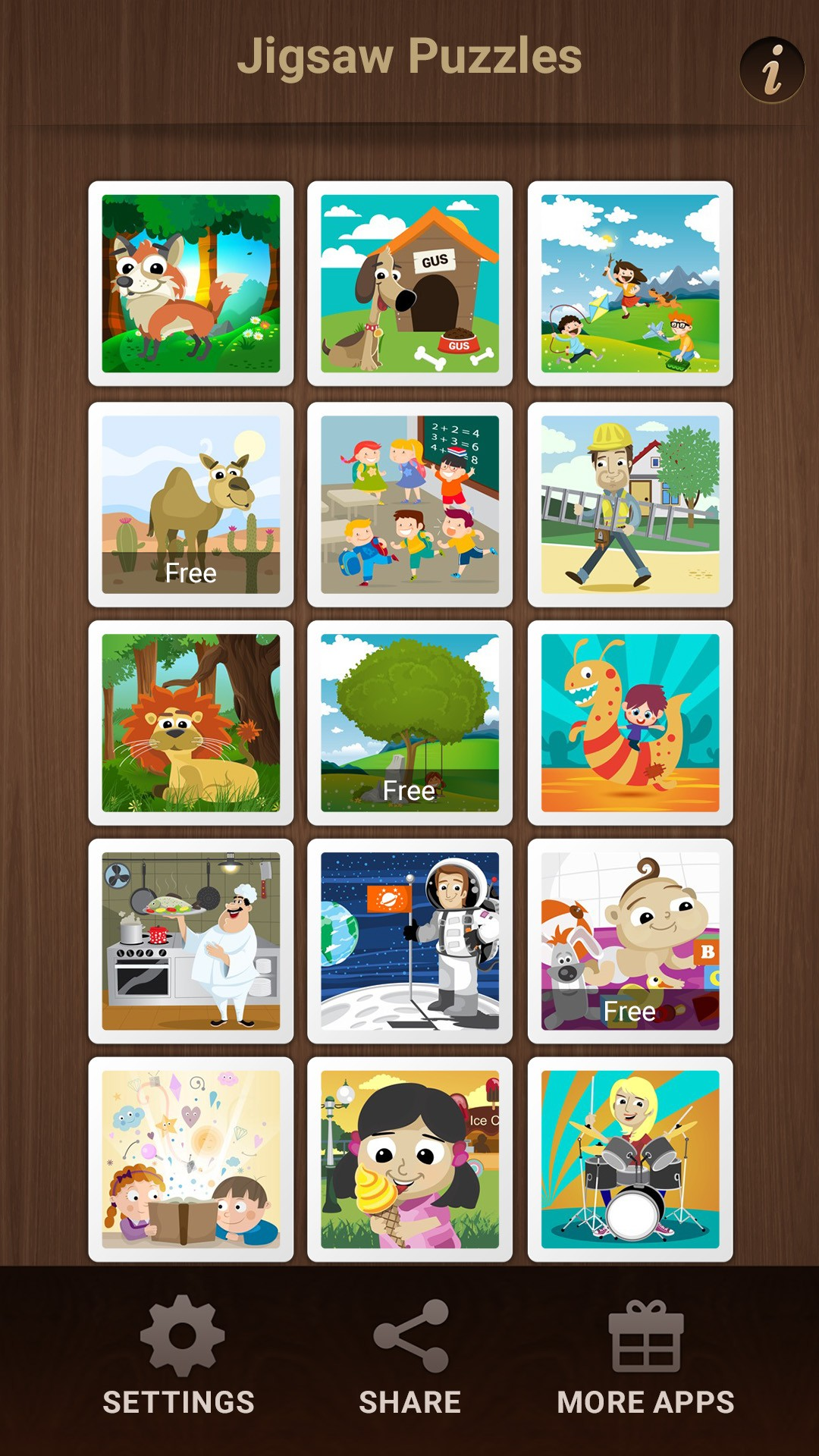 Puzzle Games Adults 28