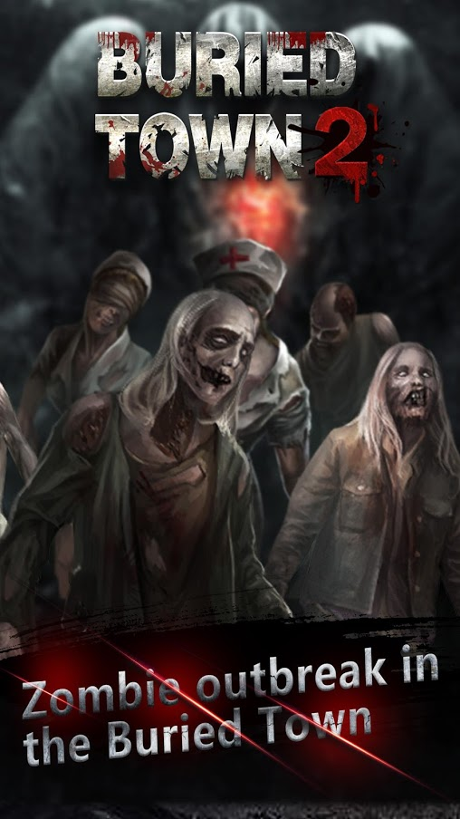 Buried Town 2-Zombie Survival Game