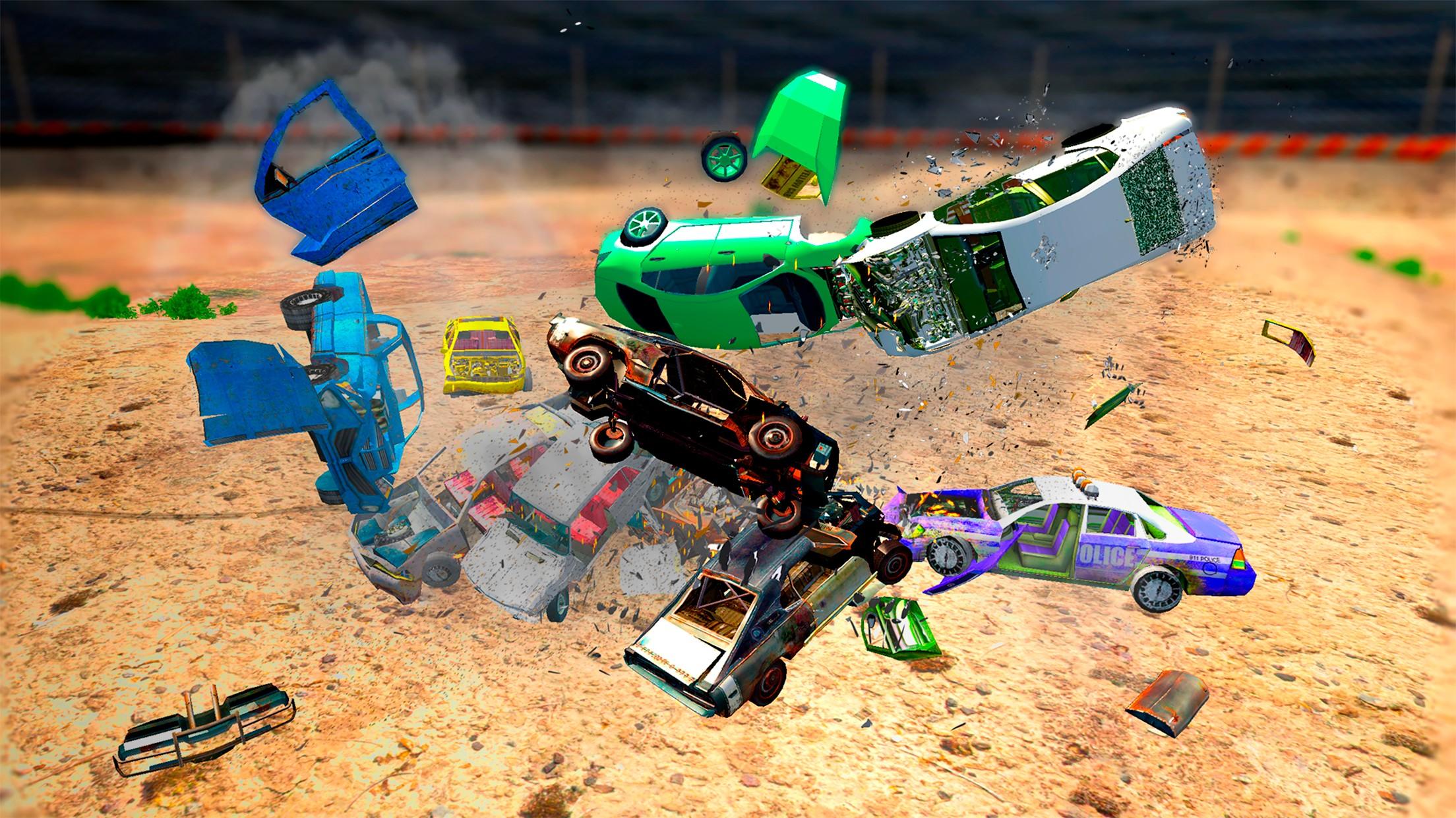 Derby Destruction Simulator