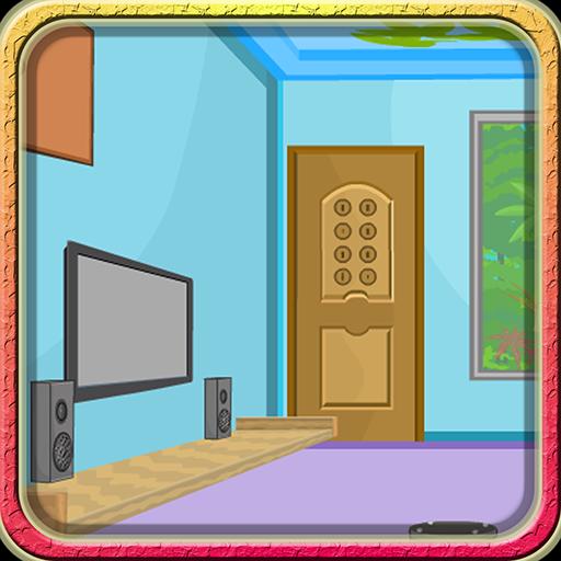Escape Games-Blazing Room