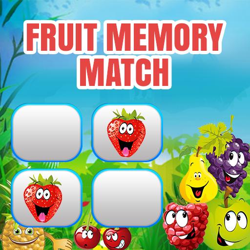 Fruit Memory Match
