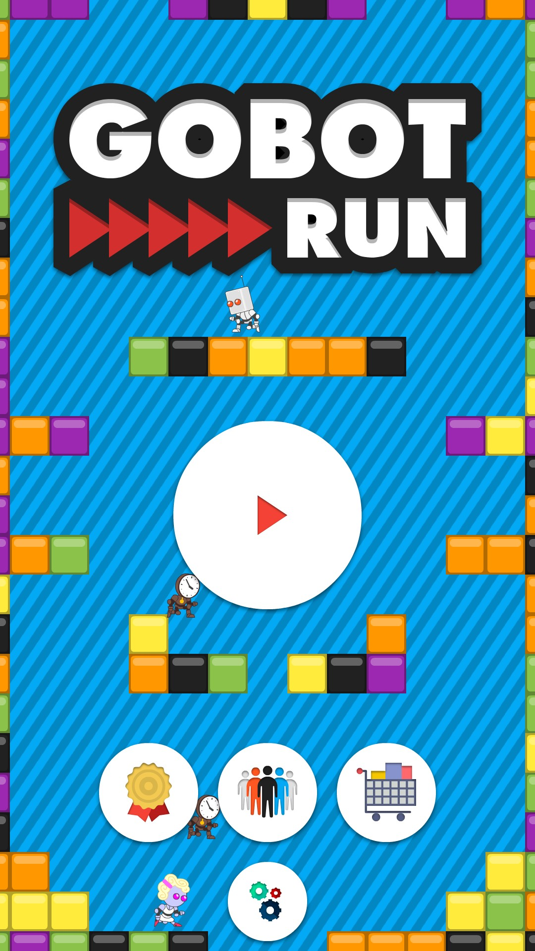 Gobot Run