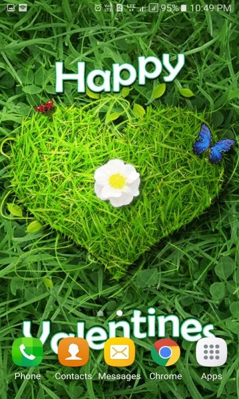Happy Valentines LWP
